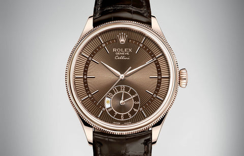 New Rolex Cellini Dual Time
