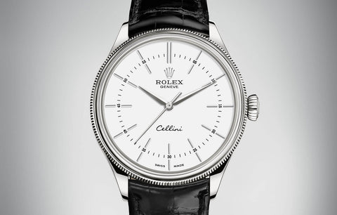 new Rolex Cellini Time