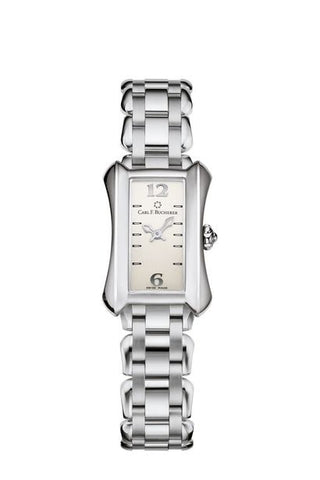 Carl F Bucherer Alacria Princess Stainless Steel Watch