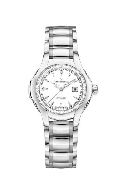 Carl F Bucherer Pathos Diva Stainless Steel Watch