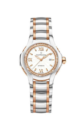 Carl F Bucherer Pathos Diva Two-Tone Watch