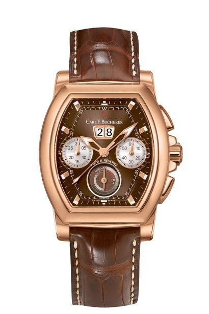 Carl F Bucherer Patravi T-Graph Watch