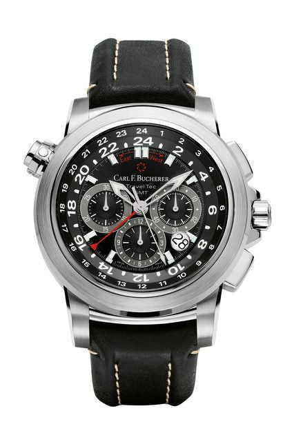 Carl F Bucherer Patravi TravelTec Watch