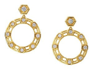 Gumuchian B Collection Diamond Earrings