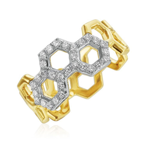 Gumuchian B Collection Diamond Ring