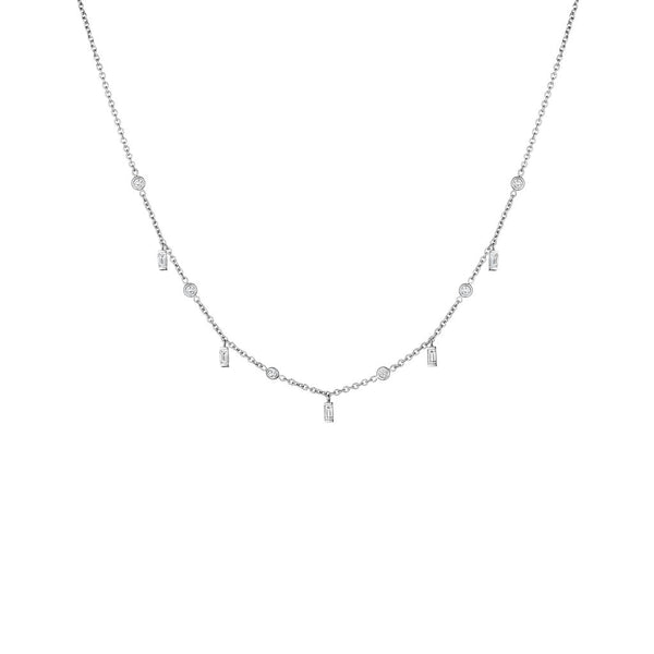 Penny Preville Moderne Diamond Necklace