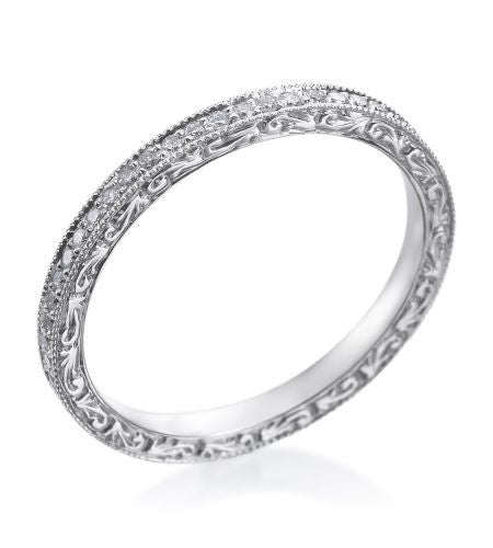 Penny Preville Liat Diamond Eternity Ring
