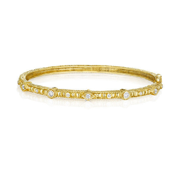Penny Preville Diamond Bangle Bracelet