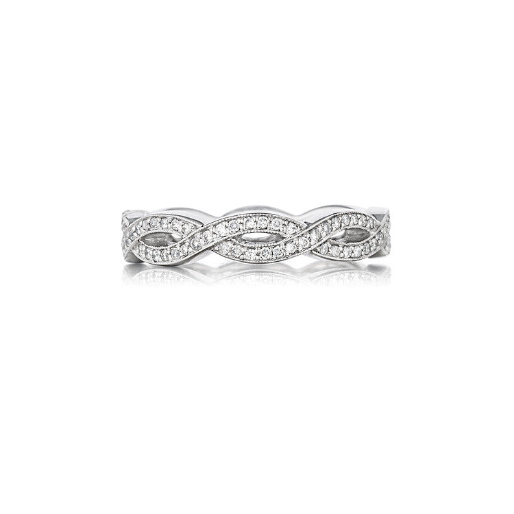 diamond bracelet mom rose silver bands infinity charm band gold sterling product