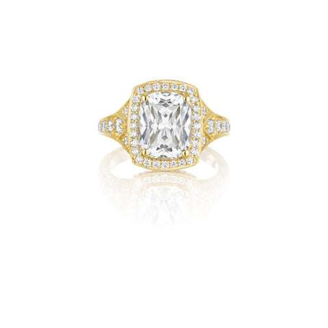 Penny Preville Josephine Diamond Engagement Ring
