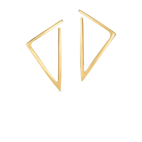 Roberto Coin Gold Earrings