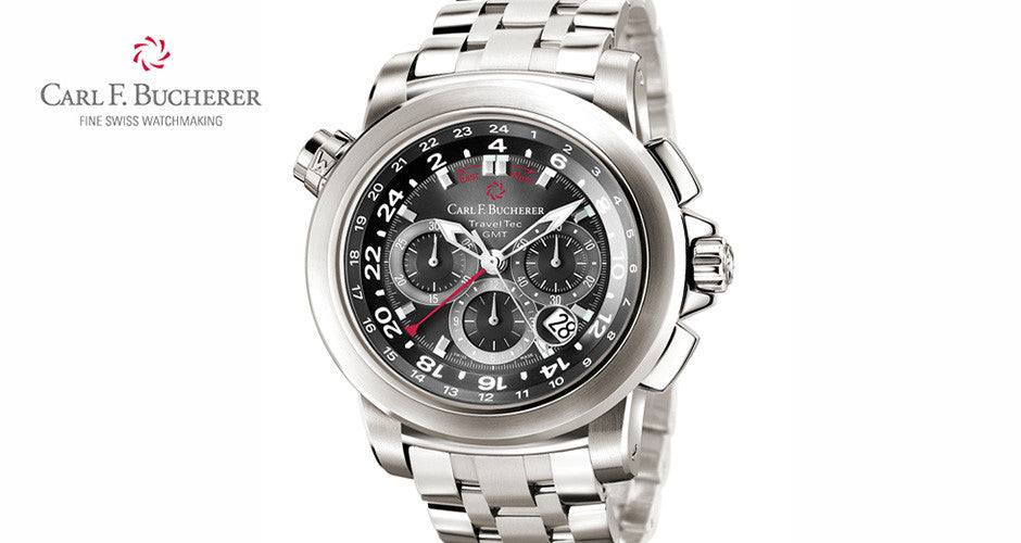 Carl F. Bucherer Fine Swiss Watches