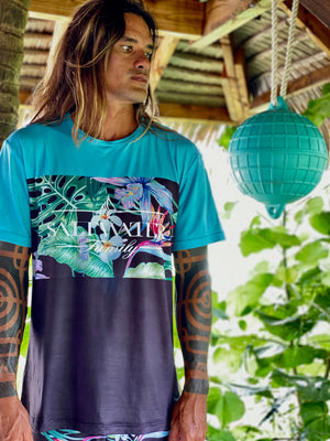 "T-shirt homme ""Tropical vibes"""