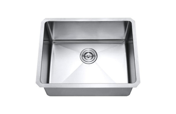 Single bowl kitchen sink 16 gauge COMBO - Chef Series