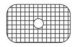 SIS-G-105 Stainless steel sink grid - Sink Accessories