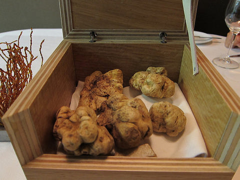 All Natural White Truffle