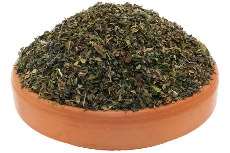 Green Moroccan Mint