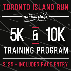 Longboat Toronto Island Run Training at The Runners Shop