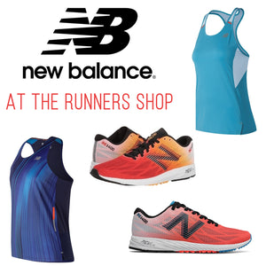 New Balance at The Runners Shop Toronto