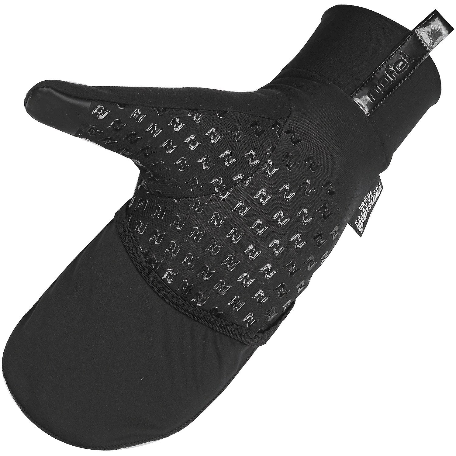 Nofel Flash Mitten Black