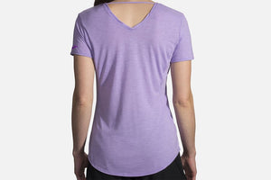 Brooks Women's Distance Short Sleeve