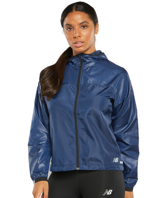 New Balance Women's Light Packjacket