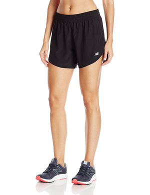 "New Balance Women's Accelerate 5"" Short"
