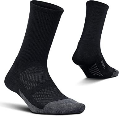 Feetures Ultra Light Cushion Merino Mini-Crew