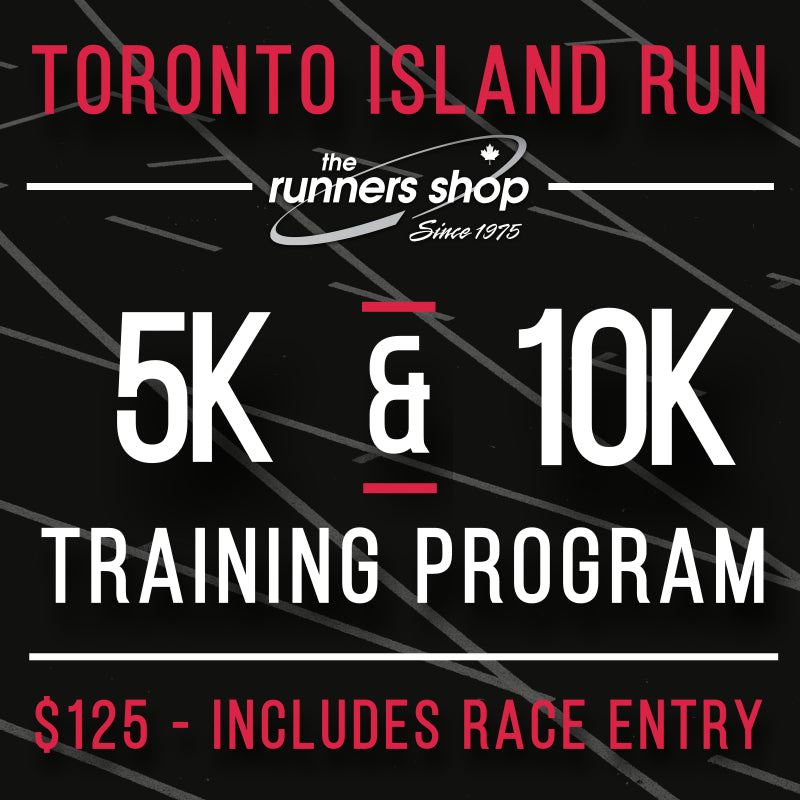 2018 TRS Longboat Toronto Island Run 5 or 10k Program