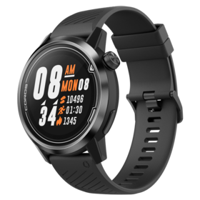 Coros APEX Premium Multisport Watch - 46mm Silicone Band
