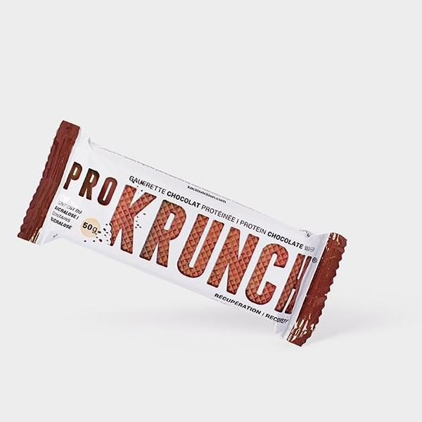 PROKRUNCH Chocolate Protein Wafer Bar