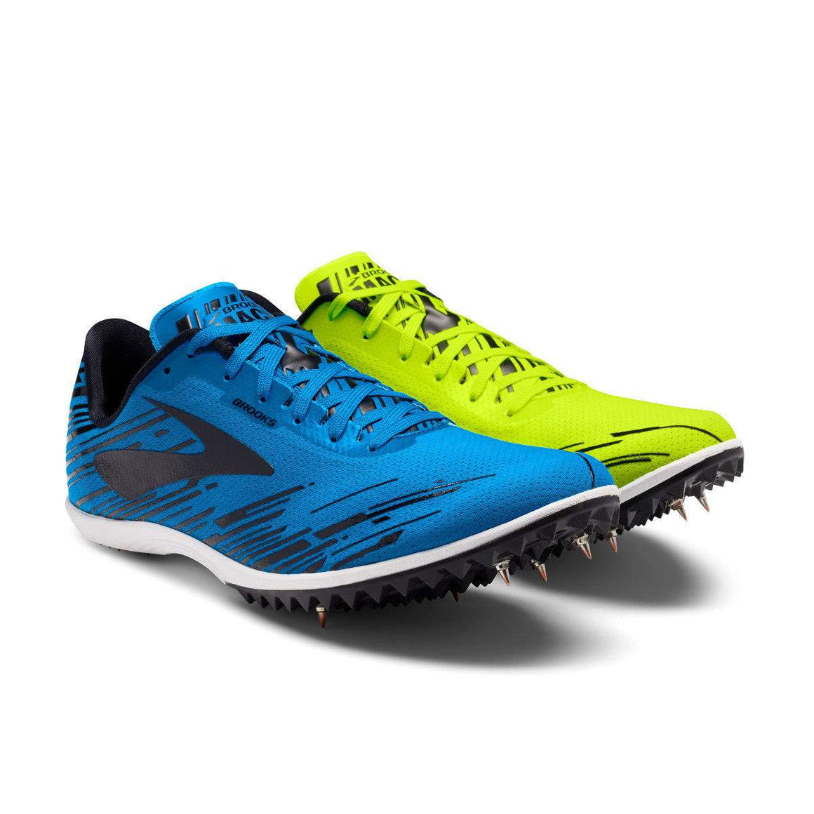Brooks Men's Mach 18 Cross Country Spike