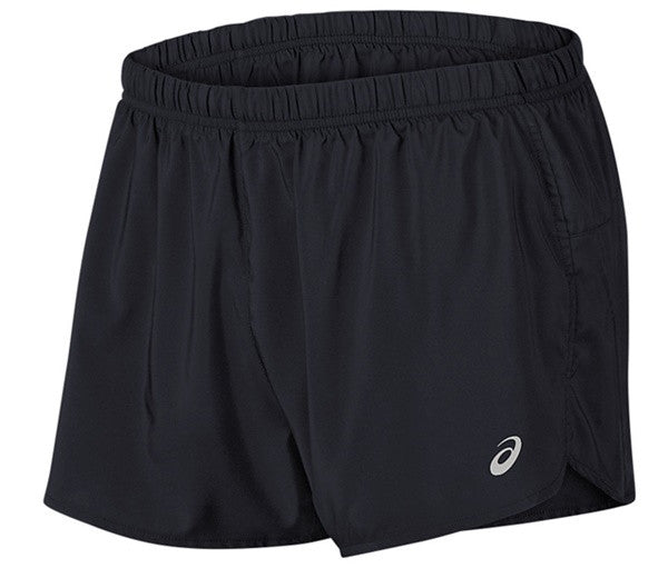Men's Asics Split Short 3 inch_black