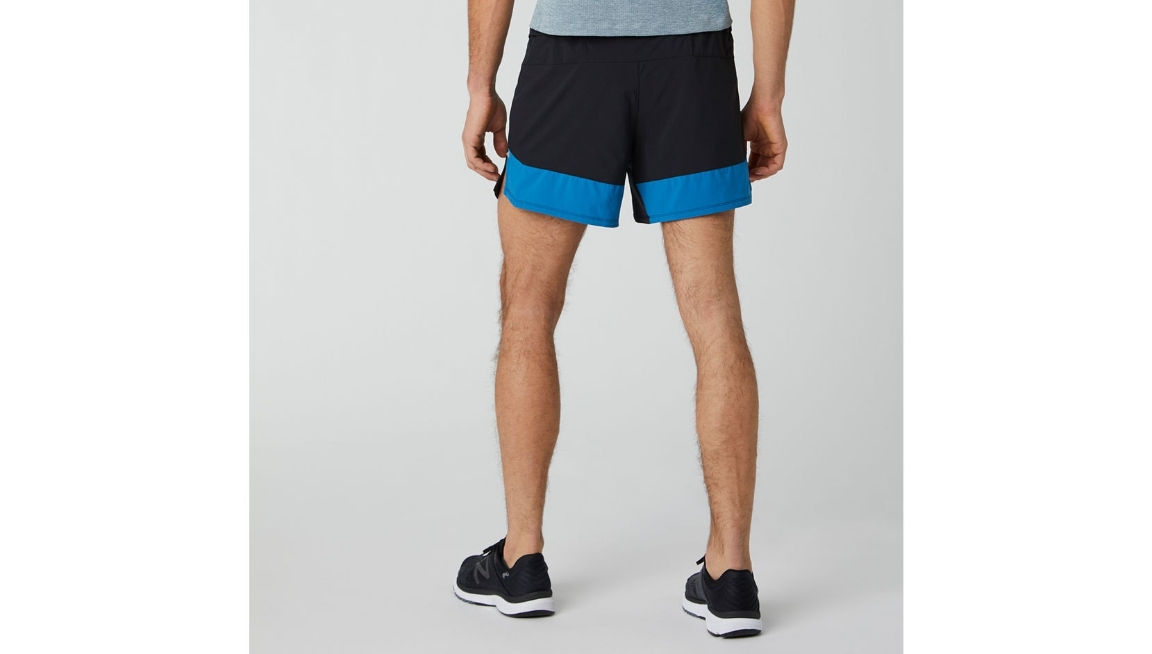 "New Balance Men's Impact 5"" Short"