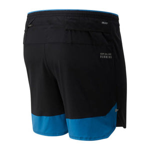 "New Balance Men's Impact 7"" Short"