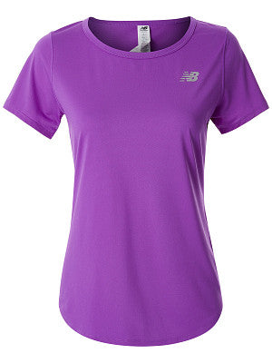 New Balance Women's Accelerate Short Sleeve V2
