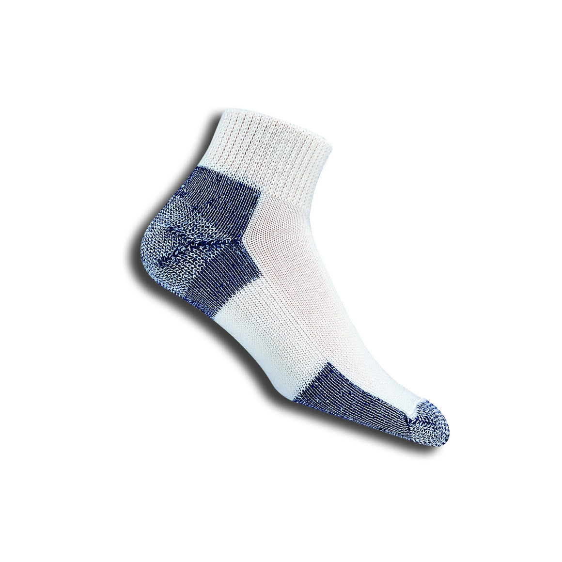 Thorlo Thick Cushion Quarter Running Socks