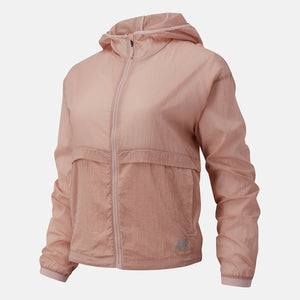 New Balance Women's Impact Run Light Pack Jacket