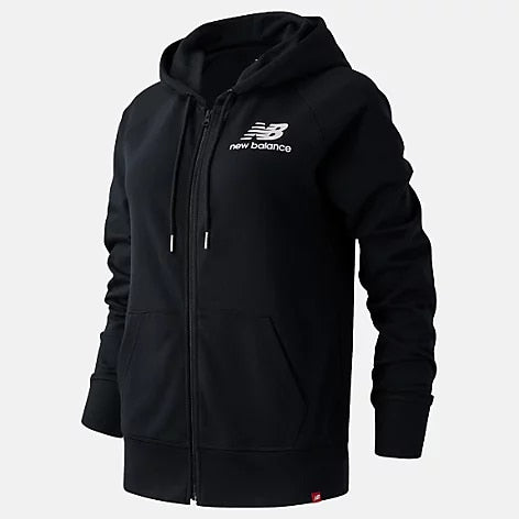 New Balance Women's Essentials Full Zip Hoodie