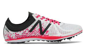 Women's New Balance WLD5000v4 Long Distance Spike_white_pink