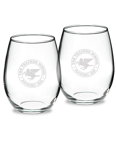 Wine Glasses Stemless