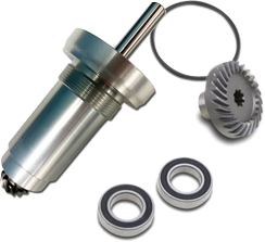 Weed Guard / Lower Transmission Kit