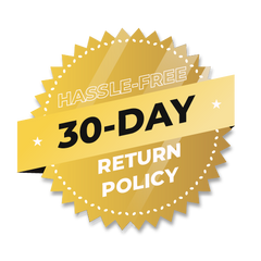 Road Fury allows up to 30 days after receiving your item to request a return.
