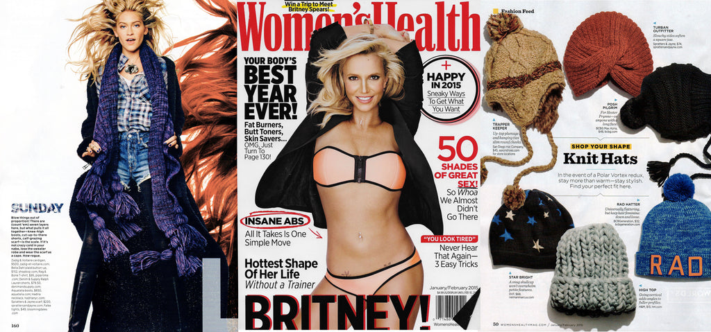 Spratters And Jayne Women's Health January February 2015