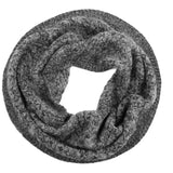 Brushed Alpaca Circle Scarf
