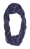 Merino Chain Circle Scarf