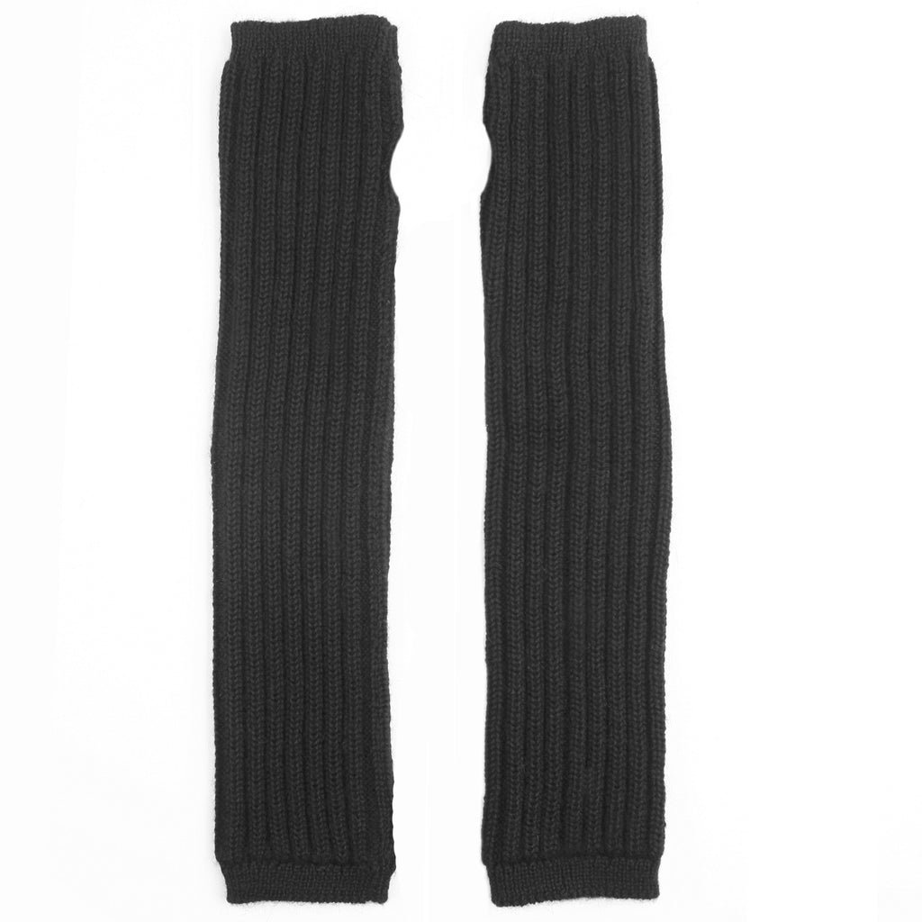 X-long Fingerless Gloves