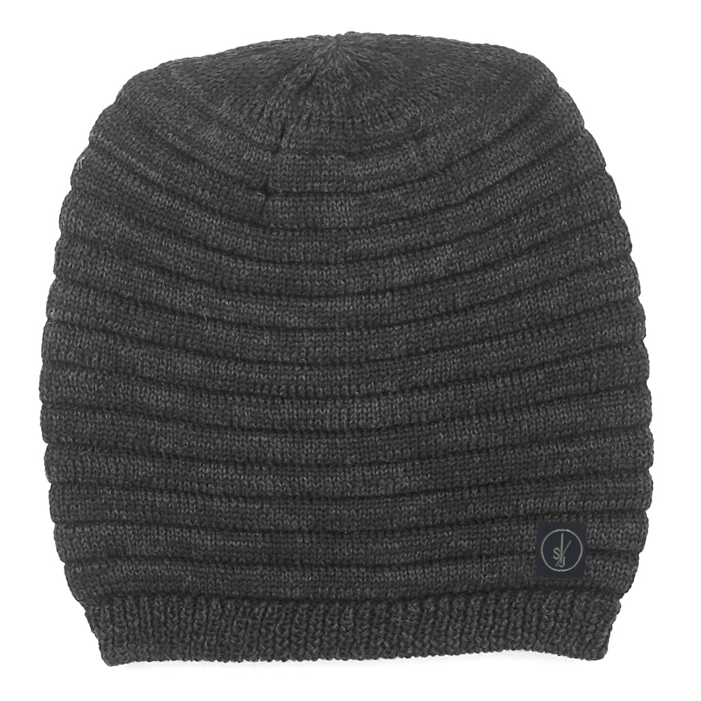 Cotton Tuck Beanie