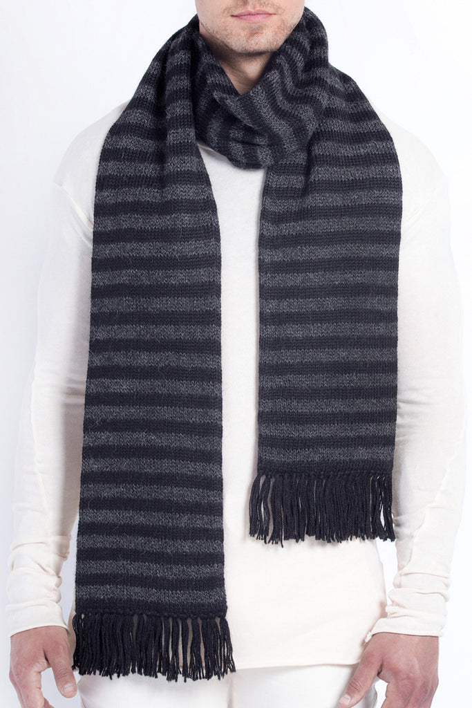 Even Stripes Scarf