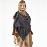 < sold out > :( Northern Lights Woven Scarf